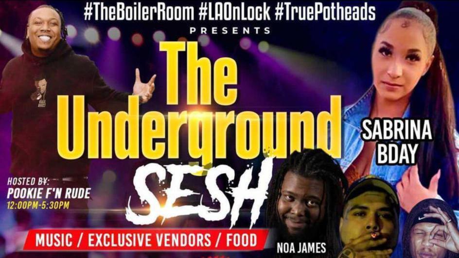 The Underground Sesh