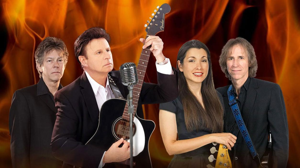 MIGHTY CASH CATS JOHNNY CASH SHOW at HIGH STREET ARTS CENTER, MOORPARK, SAT, SEPT 4, 7:30 PM, with THE LINDA RONSTADT EXPERIENCE OPENING
