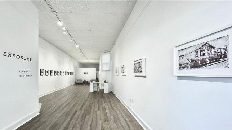 """Current Exhibition: """"Exposure"""" at CHUNG 
