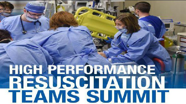 2021 High Performance Resuscitation Teams Summit