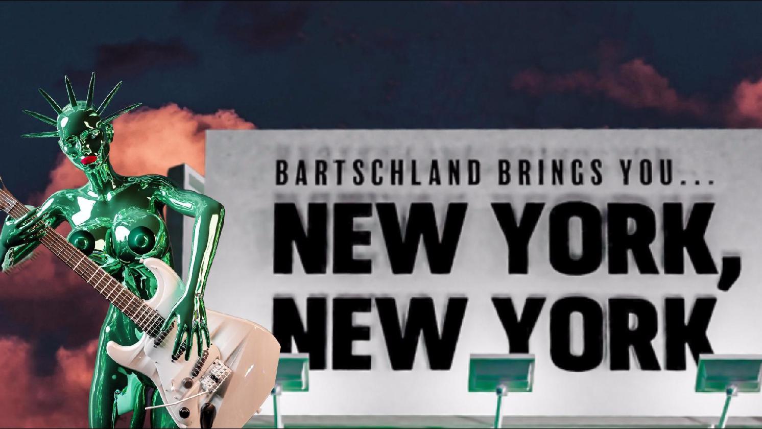 NEW YORK, NEW YORK! A Risqué Cabaret
