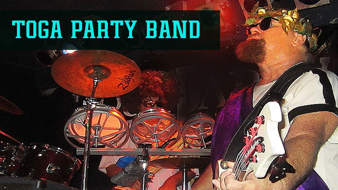 The Toga Party Band Live At Ebullition Brew Works