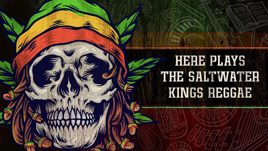 No-Cover Friday Reggae With The Saltwater Kings