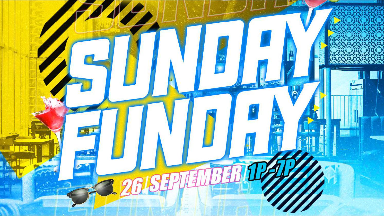 Sunday Funday - Daytime Rooftop Bollywood Party