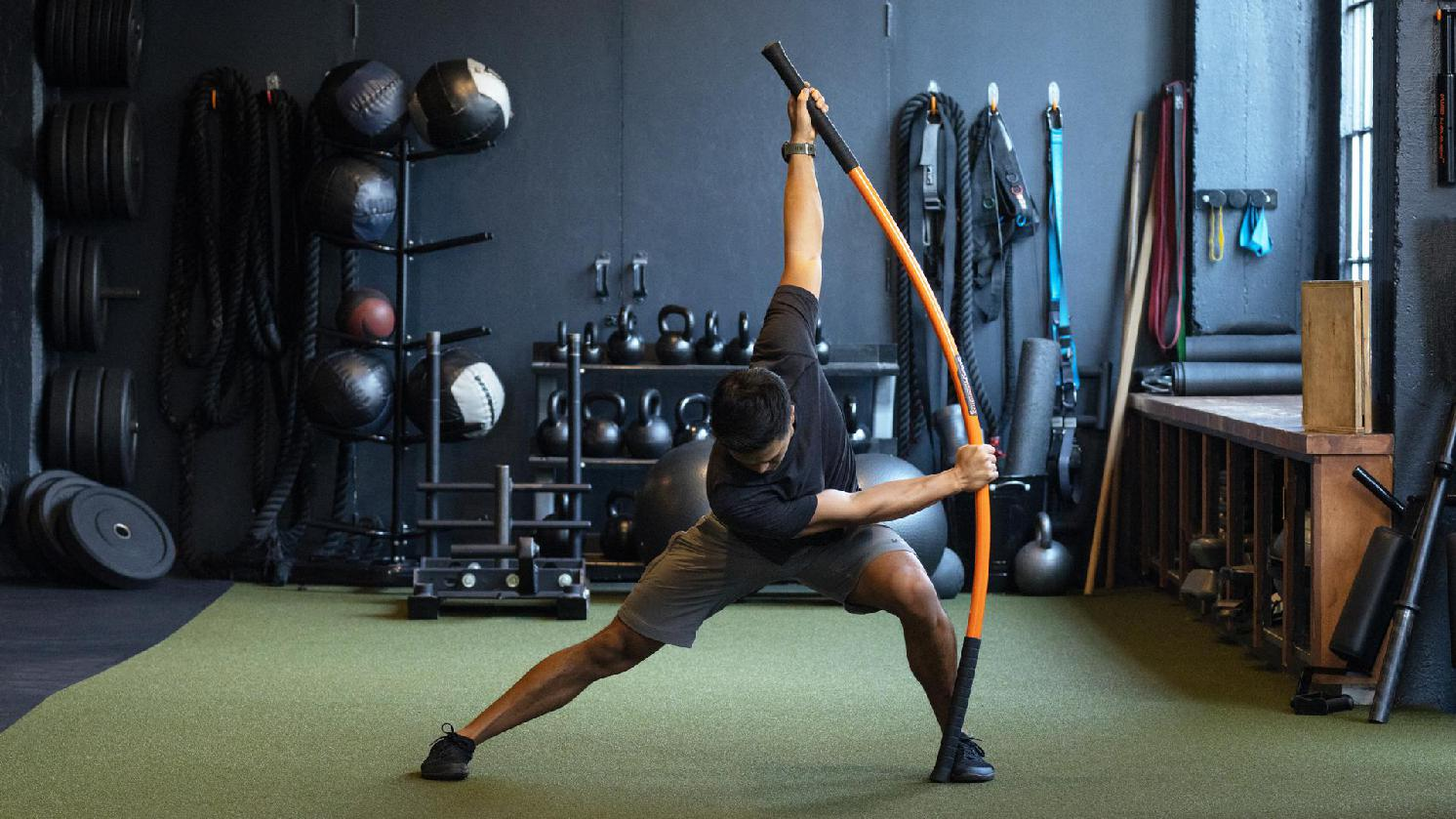 Stick Mobility Certification in Los Angeles, CA