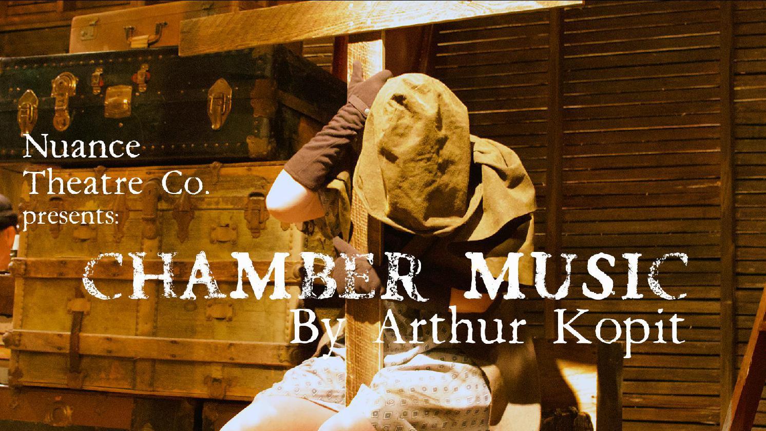 CHAMBER MUSIC by Arthur Kopit