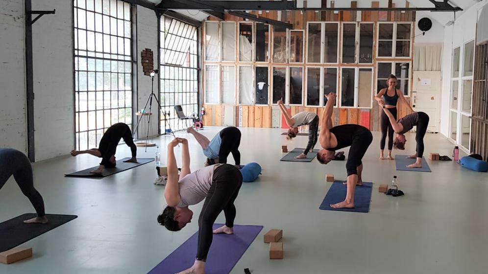 200h Yogalehrer Ausbildung In Berlin oder Online