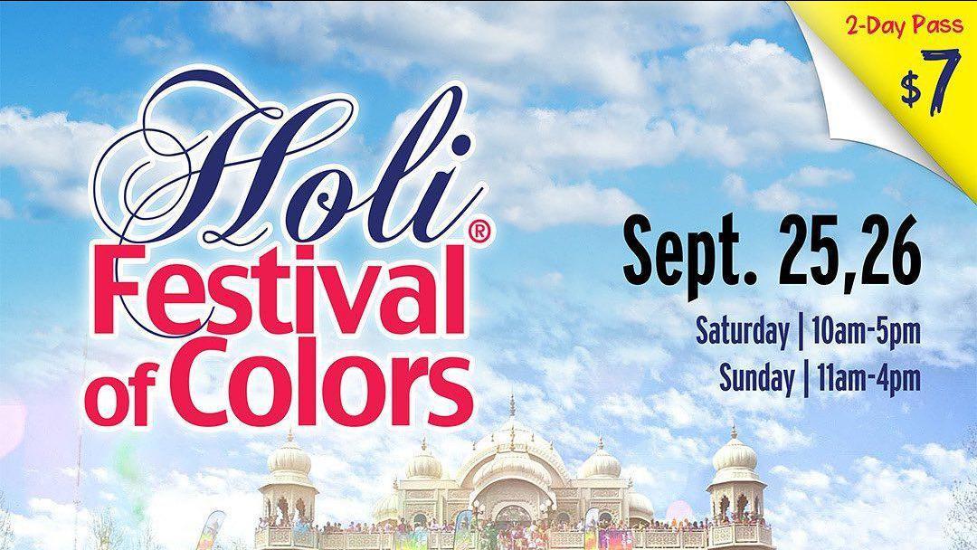 Holi Festival of Colors Spanish Fork