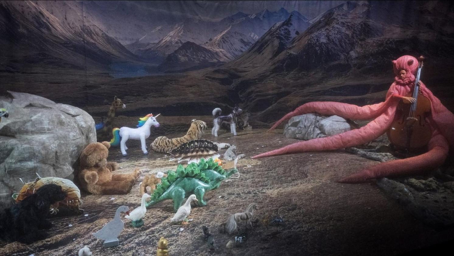 KRAKELING FESTIVAL – Het dier, het dier en het beestje (7+)