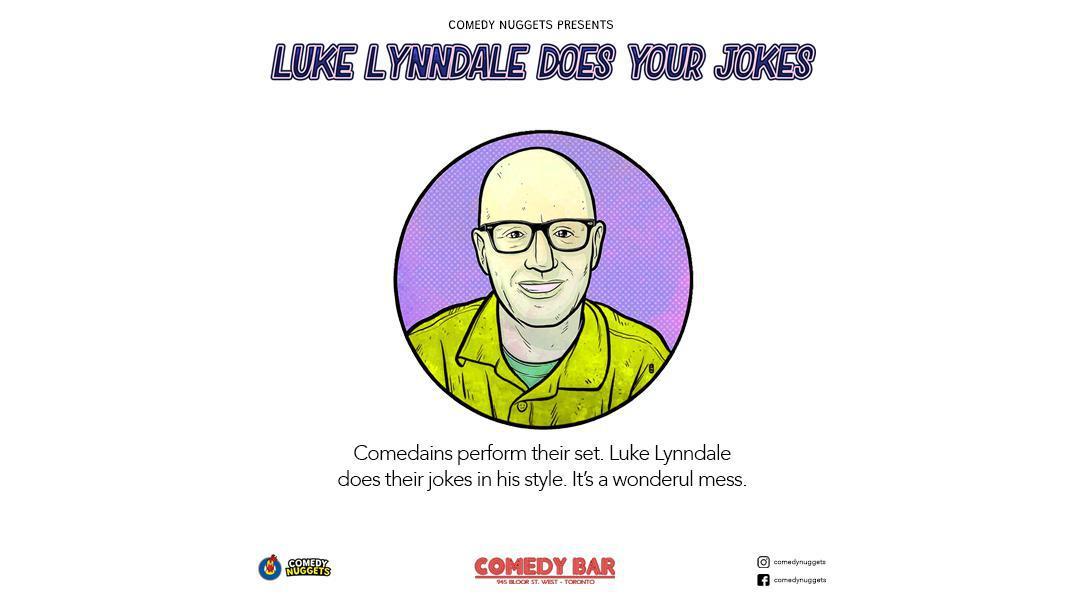 Luke Lynndale Does Your Jokes