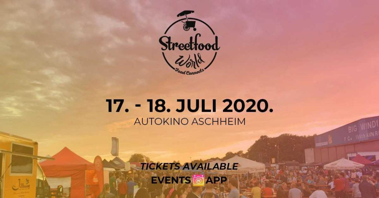 Streetfood World Open Air 2020