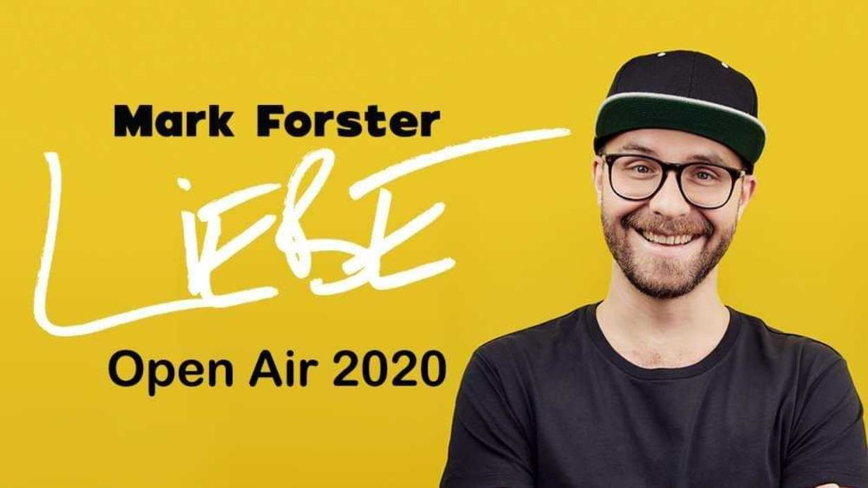 Mark Foster Liebe Open Air 2020