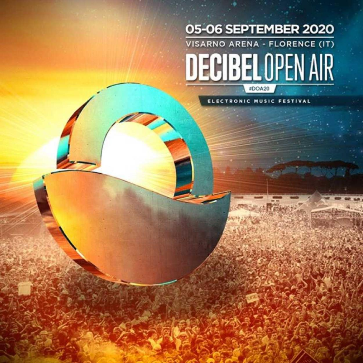decibel open air 2020 - official event