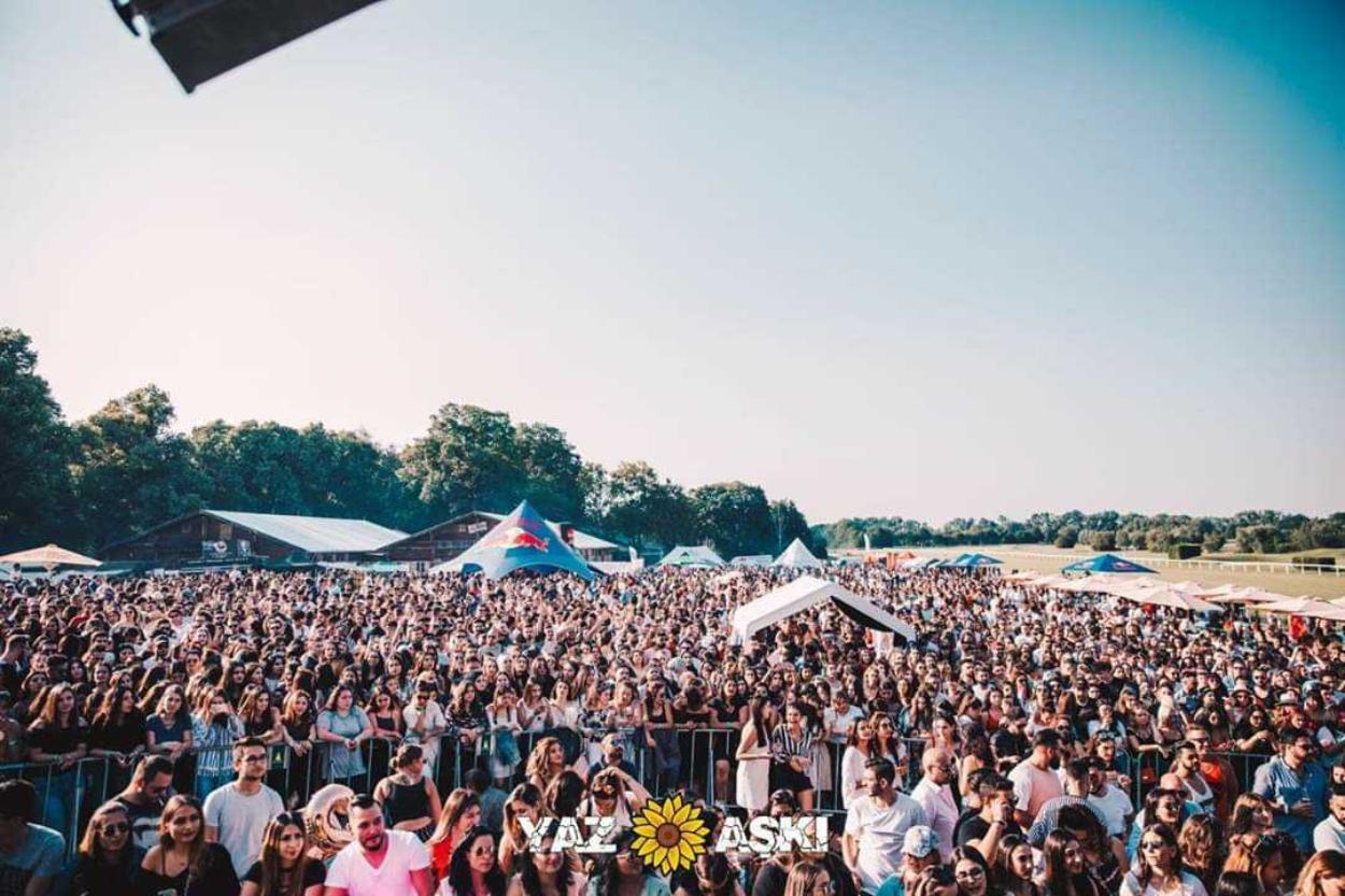 Yaz Aski Open Air Festival 2020