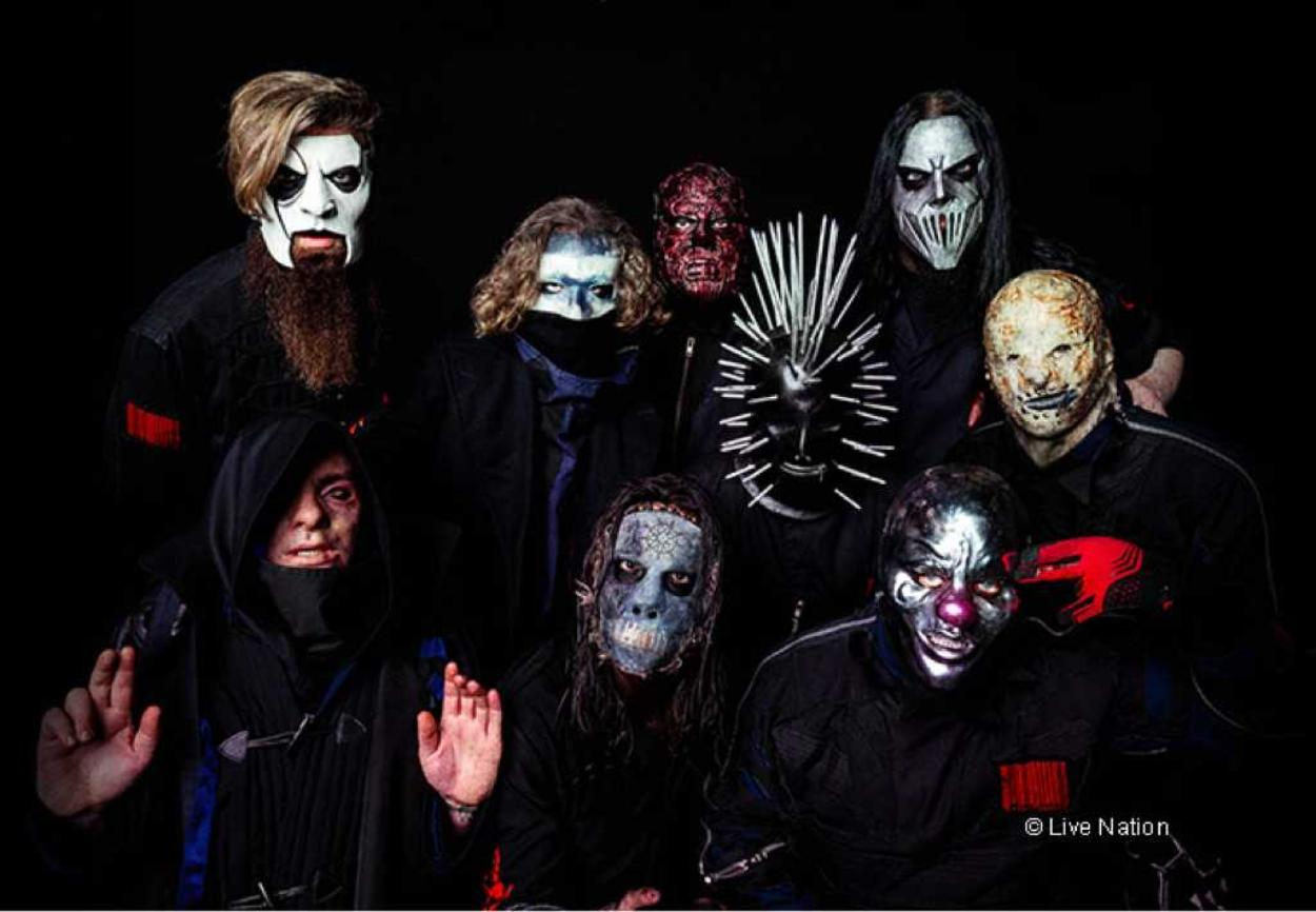 Slipknot - Open Air Tour | Berlin
