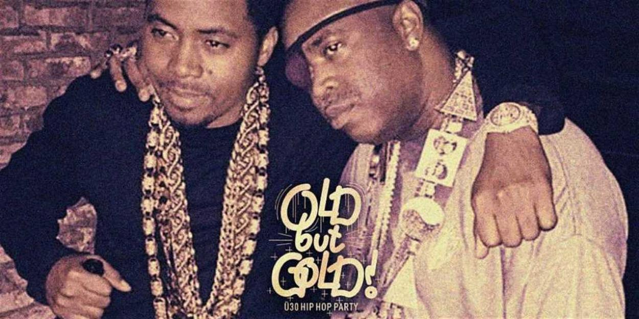 Old but Gold - Ü30 Hip Hop Party w/ Grandmaster Flash (USA)