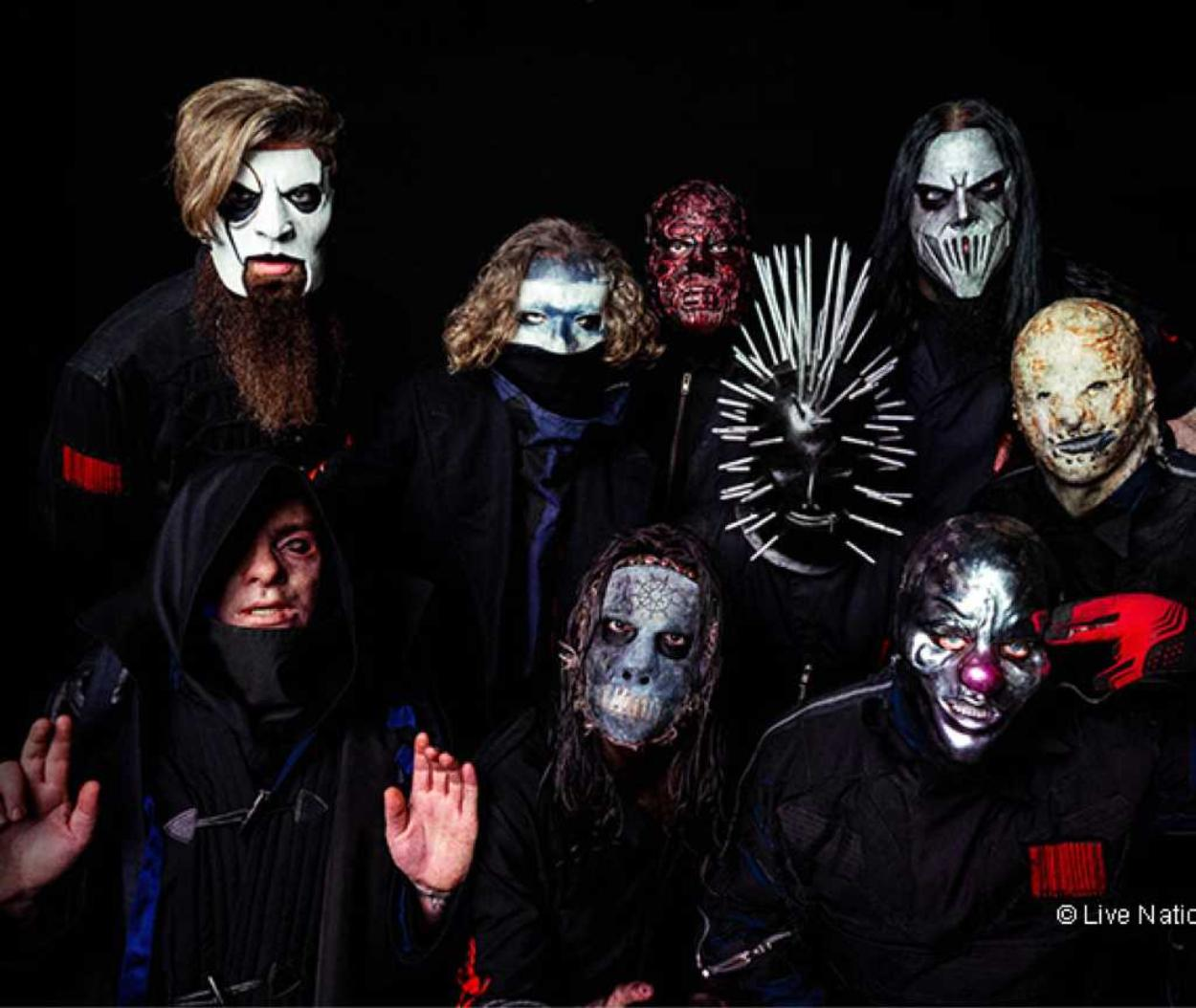 Slipknot - Tour 2020 | Berlin