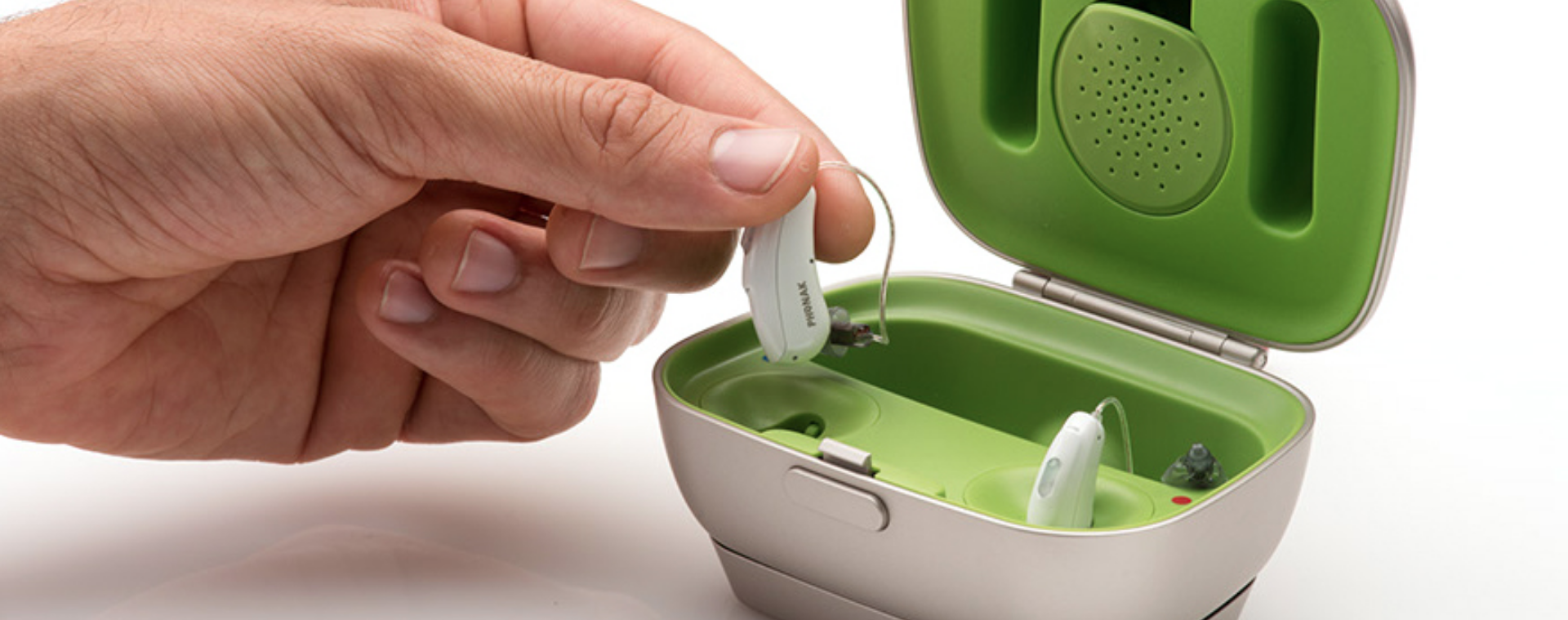 The benefits of a rechargeable hearing aid