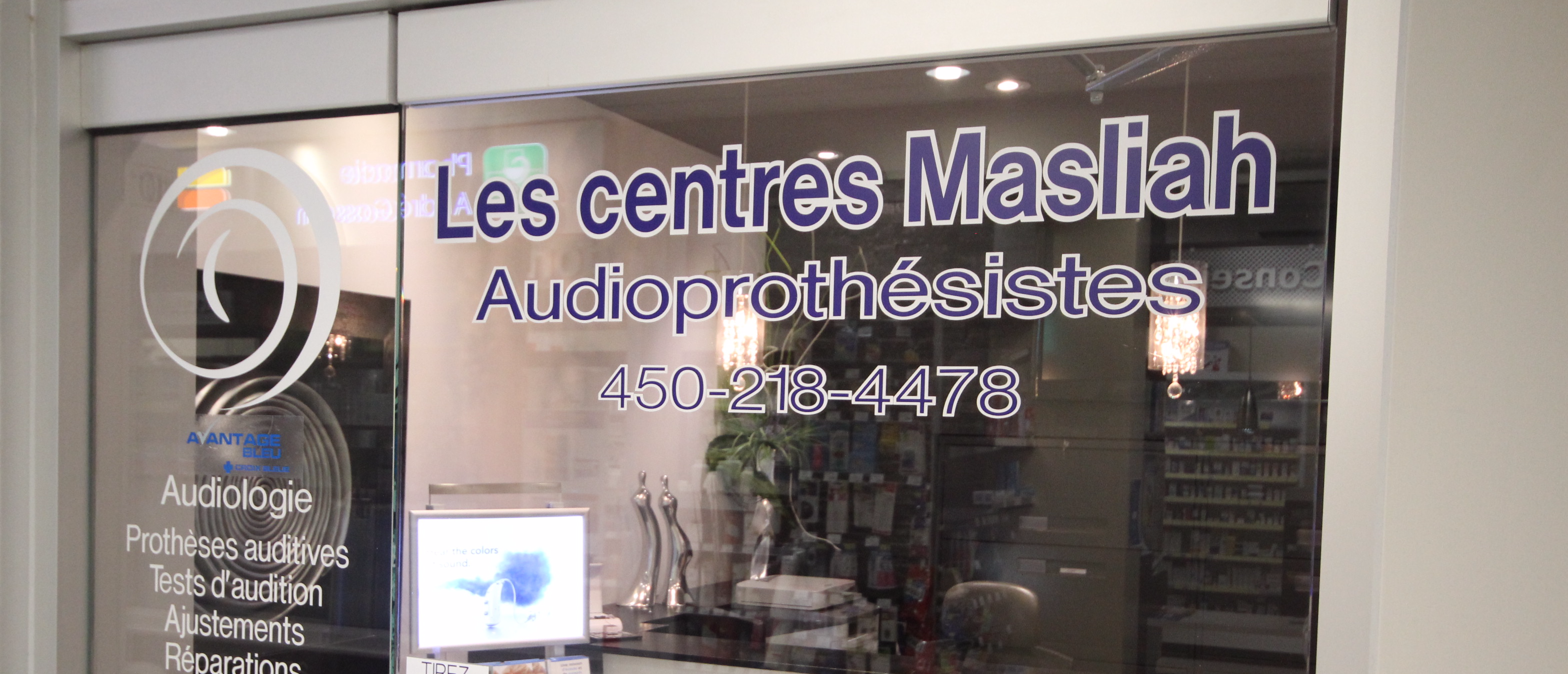 Audiologist and otolaryngologist in Vaudreuil-Dorion