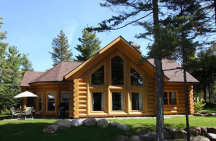Fine Cottages For Rent In The Laurentians Fiddler Lake Resort Interior Design Ideas Clesiryabchikinfo