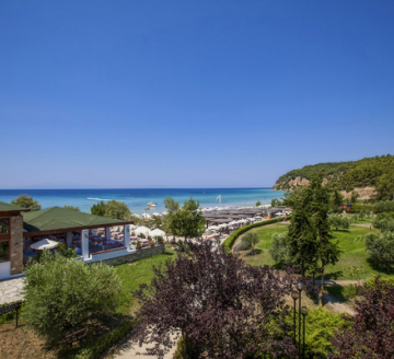 Снимка 5 на Simantro Beach Hotel, Сани