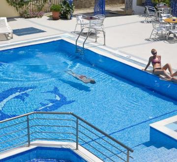 Снимка 3 на Stratos Hotel, Афитос