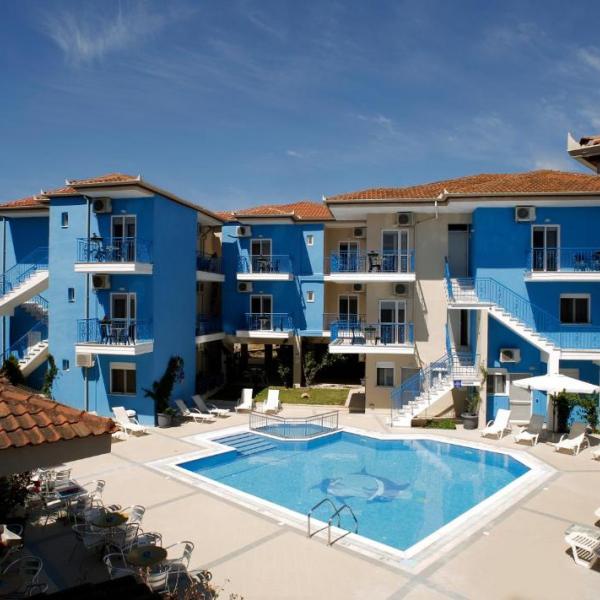 Снимка 1 на Stratos Hotel, Афитос