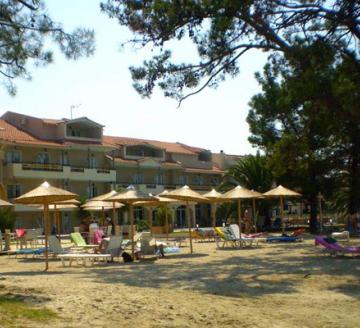 Снимка 3 на Rachoni Bay -  Resort, о-в Тасос