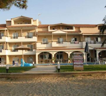 Снимка 2 на Rachoni Bay -  Resort, о-в Тасос