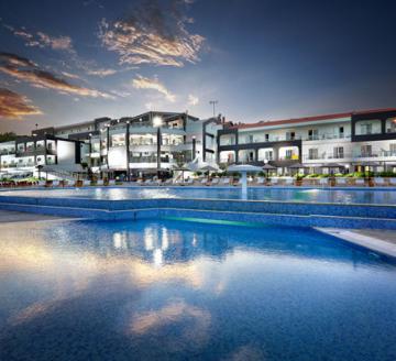 Снимка 2 на Blue Dream Palace Thassos, о-в Тасос