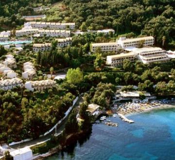 Снимка 2 на Aeolos Beach Resort, о-в Корфу