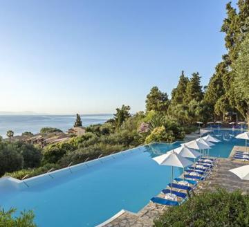 Снимка 5 на Aeolos Beach Resort, о-в Корфу