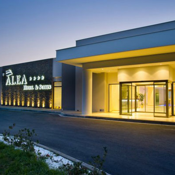 Снимка 1 на Alea Hotel & Suites, о-в Тасос