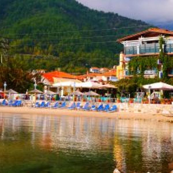 Снимка 1 на Blue Sea Beach Hotel, о-в Тасос