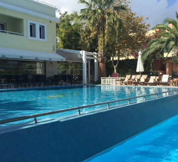 Снимка 3 на Naias Hotel - Chanioti, Ханиоти
