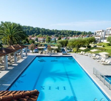 Снимка 2 на Iris Hotel - Siviri, Гърция