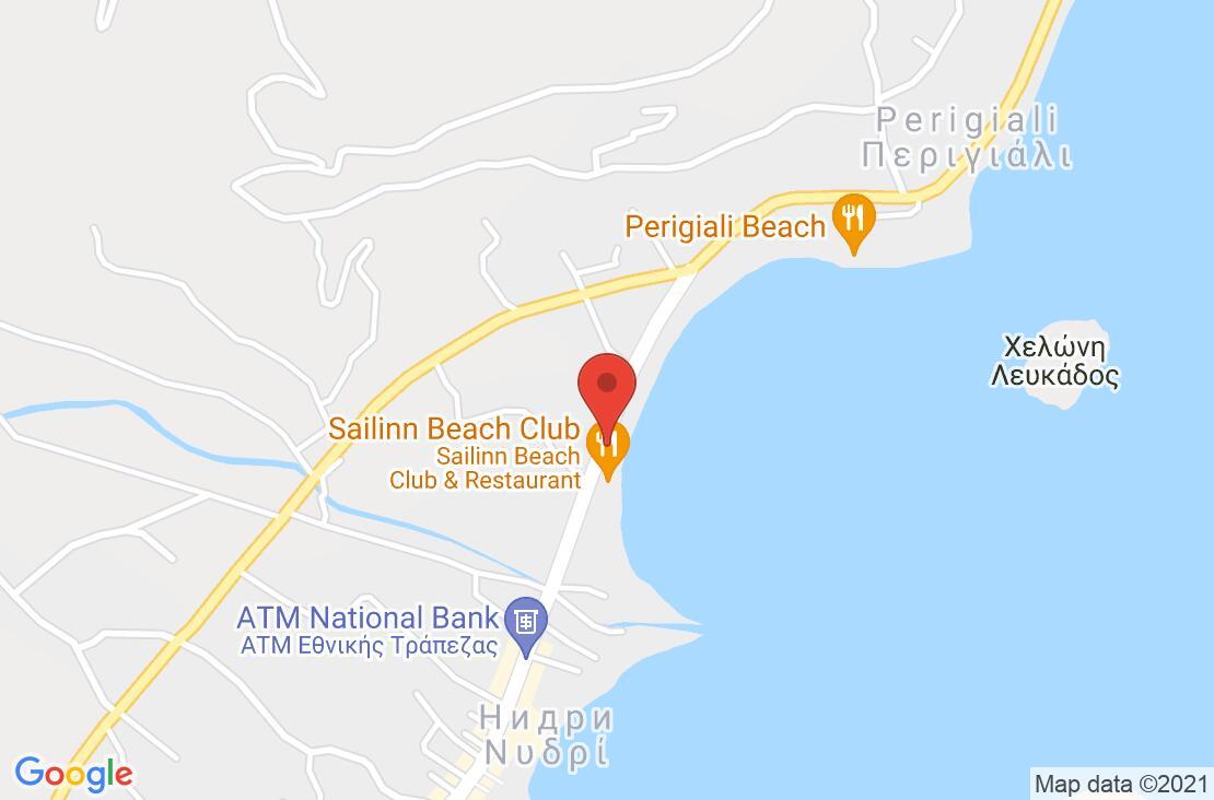 Разположение на Bel Air Hotel на картата