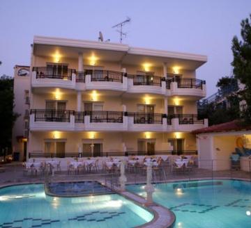 Снимка 2 на Sirines Hotel, Гърция