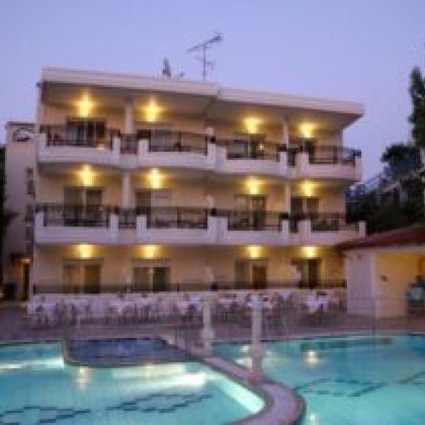 Снимка 1 на Sirines Hotel, Гърция