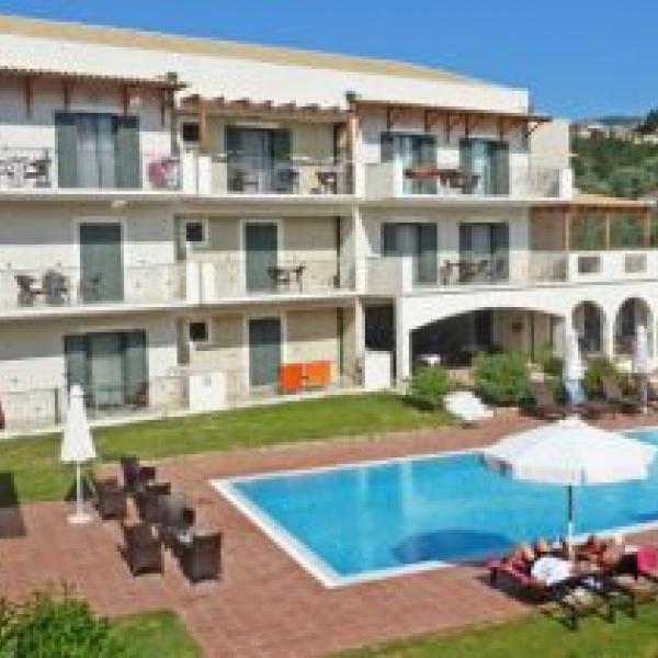 Снимка 1 на Eleana Hotel - Lefkada, о-в Лефкада