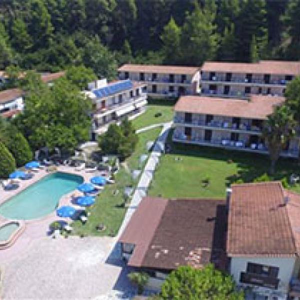 Снимка 1 на Jenny Hotel, Гърция