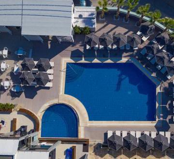 Снимка 2 на Dionyssos Hotel & Apartments, Ханиоти