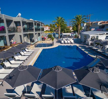 Снимка 3 на Dionyssos Hotel & Apartments, Ханиоти