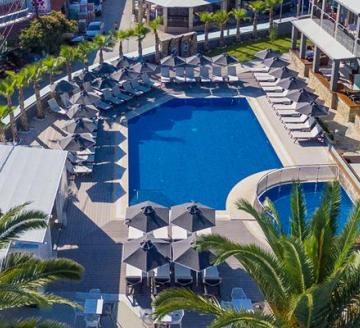 Снимка 4 на Dionyssos Hotel & Apartments, Ханиоти