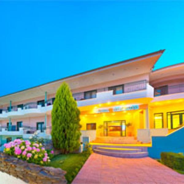 Снимка 1 на Ocean Beach Hotel, Гърция