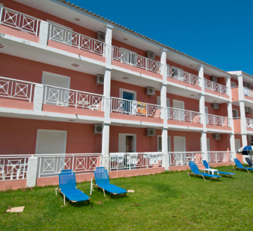 Снимка 3 на Angelina Hotel, о-в Корфу