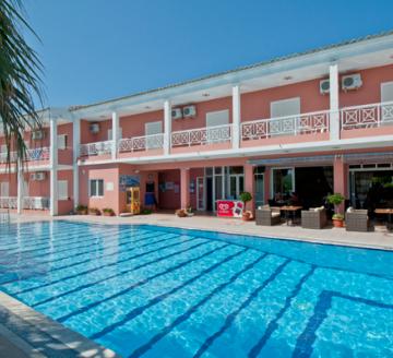 Снимка 2 на Angelina Hotel, о-в Корфу