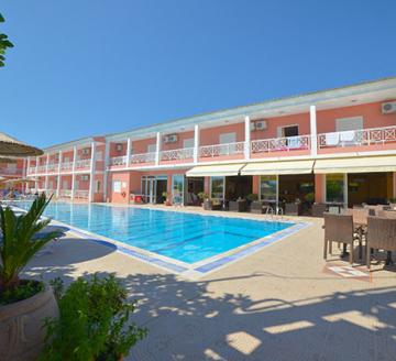 Снимка 4 на Angelina Hotel, о-в Корфу