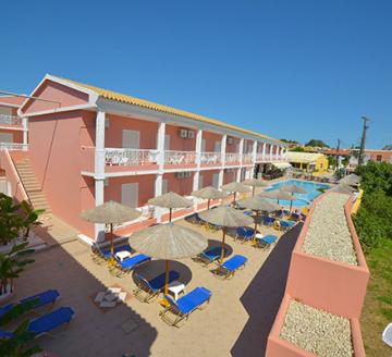 Снимка 5 на Angelina Hotel, о-в Корфу