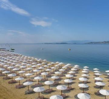 Снимка 4 на Akrathos Beach Hotel, Уранополис